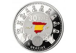 Spanje 2020 30 Euro...