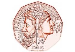 Oostenrijk 2021 5 Euro...