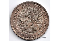 Nederland 1941 2½ Cent...