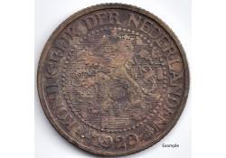 Nederland 1929 2½ Cent...