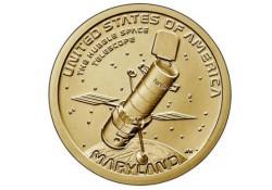 USA 1 dollar 2020 D...