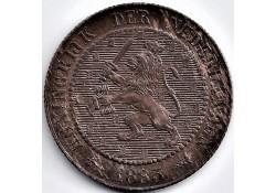 Nederland 1883 2½ Cent...