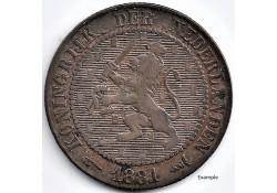 Nederland 18812½ Cent...