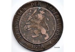 Nederland 1880 2½ Cent...