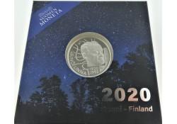 Finland 2020 20 Euro 'Väinö...
