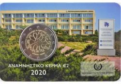 2 Euro Cyprus 2020...