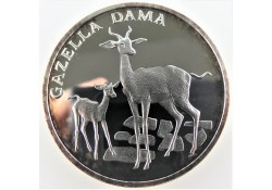 Penning WWF de Damgazelle...