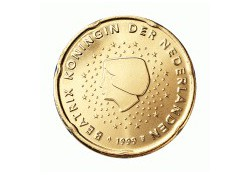 20 Cent Nederland 2004 UNC