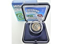 Italië 2020 5 Euro 'G 20...