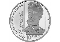 Slowakije 2021 10 Euro...
