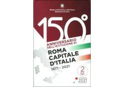 2 euro Italië 2021...