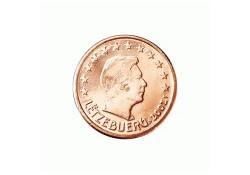 1 Cent Luxemburg 2002 UNC