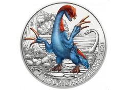Oostenrijk 2021 3 euro...
