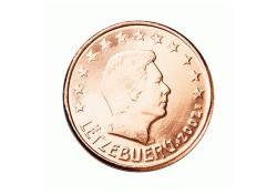 5 Cent Luxemburg 2002 UNC