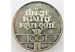Frankrijk 1989 100 Francs...