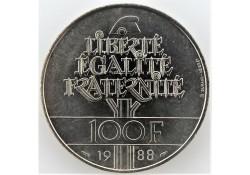Frankrijk 1988 100 Francs...