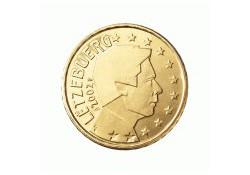 10 Cent Luxemburg 2002 UNC