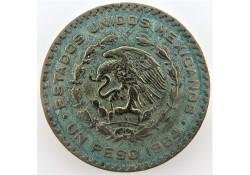 Mexico 1964 1 Peso Zf