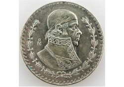 Mexico 1966 1 Peso Unc