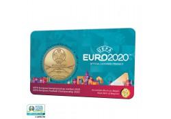 België 2021 2½ Euro 'Uefa...