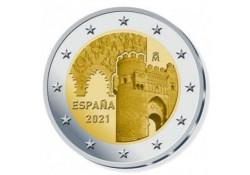 2 Euro Spanje 2021...
