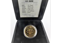 Penning 1997 100 Euro...