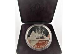 Canada 1987 1 Dollar...