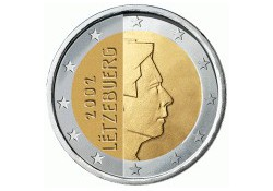 2 Euro Luxemburg 2002 UNC