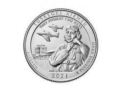 U.S.A ¼ Dollar Tuskegee...