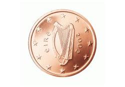 5 Cent Ierland 2002 UNC