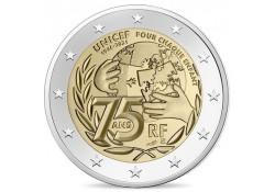 2 euro Frankrijk 2021...