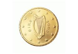 10 Cent Ierland 2002 UNC