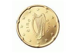 20 Cent Ierland 2002 UNC