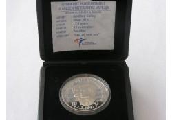 10 Gulden NA 2002 Willem-Alexander & Maxima Proof
