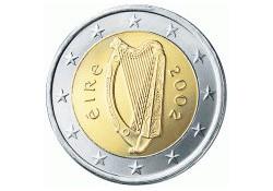 2 Euro Ierland 2002 UNC