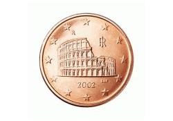 5 Cent Italië 2002 UNC