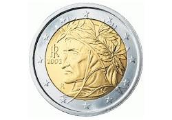 2 Euro Italië 2002 UNC