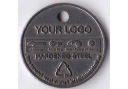 Winkelwagen munt Zweden