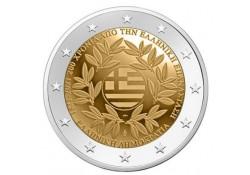 2 euro Griekenland 2021...