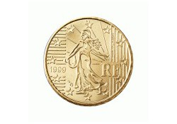 10 Cent Frankrijk 2002 UNC