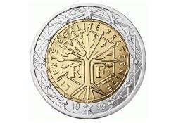 2 Euro Frankrijk 2001 UNC