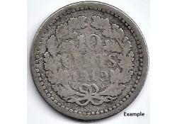 Nederland 1919 10 Cent...