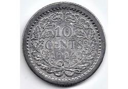 Nederland 1914 10 Cent...