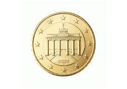 10 Cent Duitsland 2002 D UNC