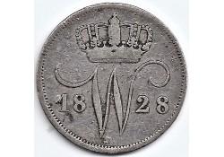 Nederland 1828 10Cent...