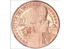 Vaticaan 2021 20 euro 'St...