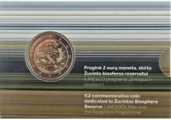 2 Euro Litouwen 2021 'het...