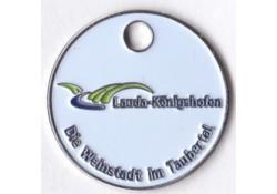 Winkelwagen munt Duitsland...