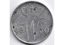 Nederland 1830B. 25 Cent...