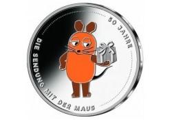 Duitsland 2021 A 20 euro...